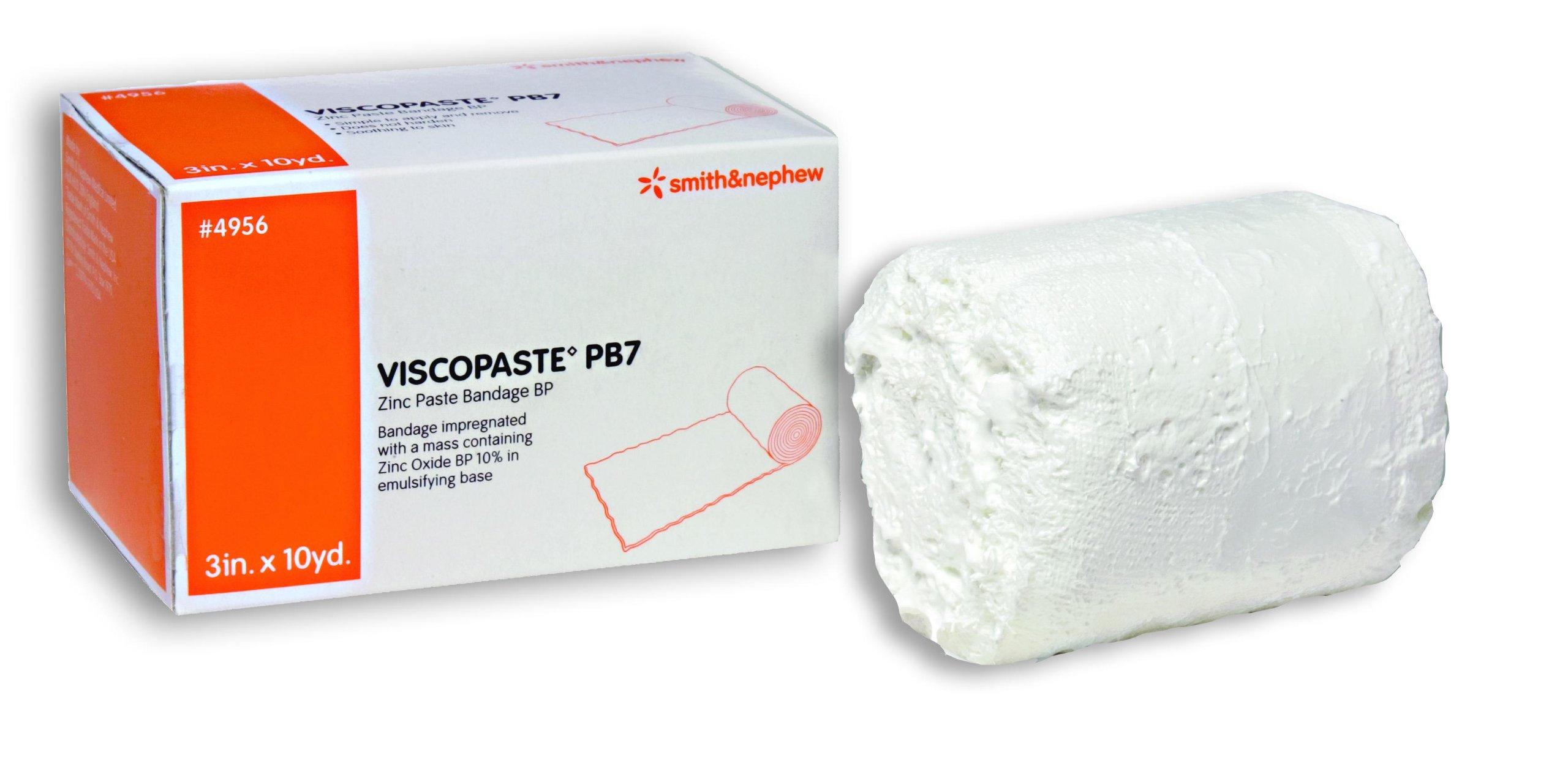 Viscopaste Pb7 Zinc Paste Bandage Case of 48
