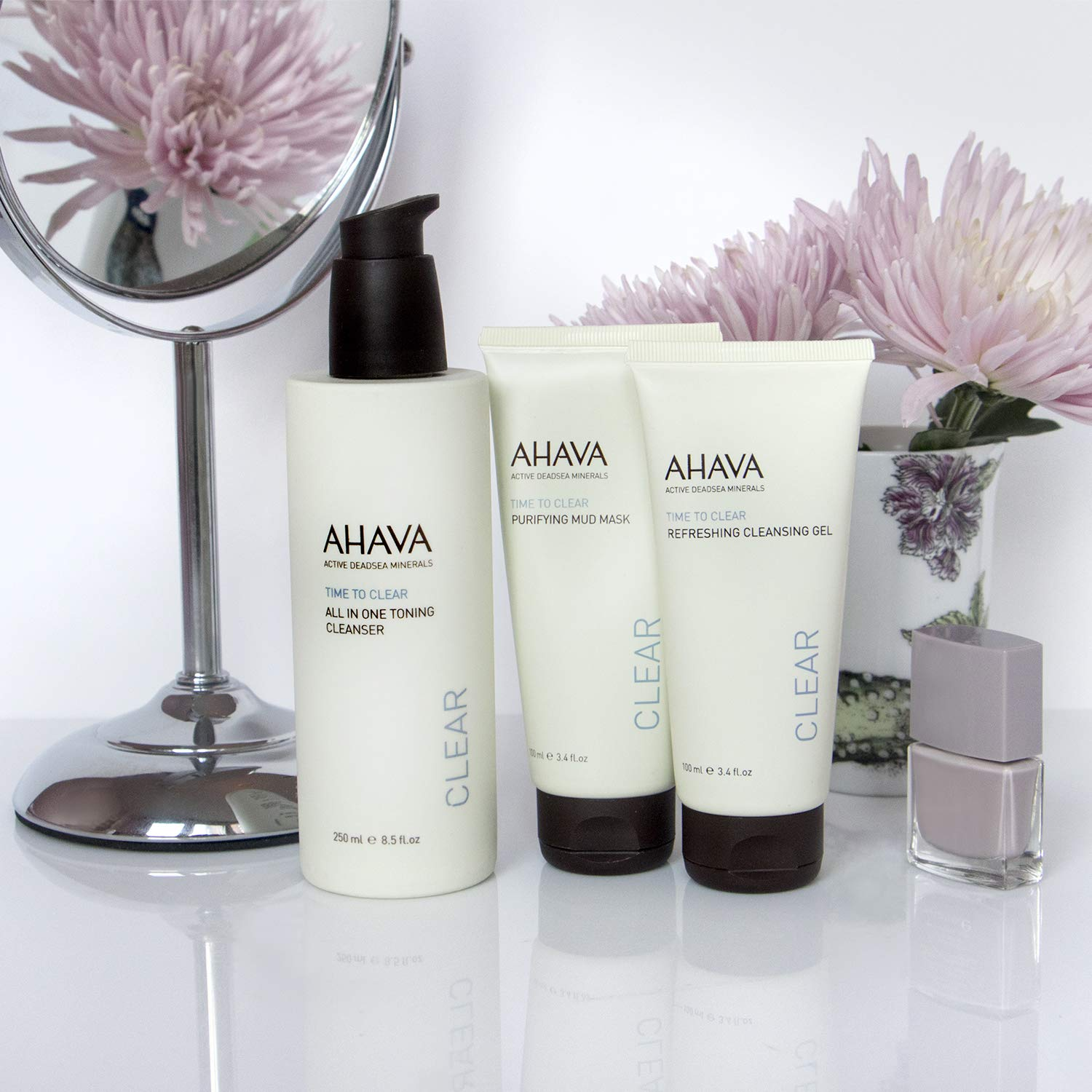 AHAVA All-In-One Toning Cleanser