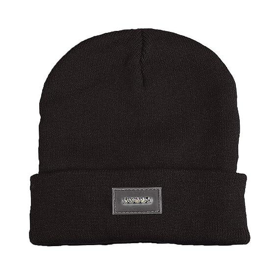 fefec6834f8 5 LED Knitted Beanie Hat