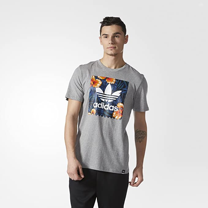 adidas Originals Camiseta Sweet Leaf Blackbird