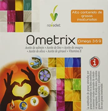 Novadiet Ometrix 3-6-9 60Cap. by Nova Diet