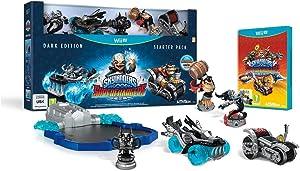 Activision Skylanders SuperChargers Dark Edition SP, Wii U - Juego (Wii U, Wii U, Acción / Aventura, E10 + (Everyone 10 +))