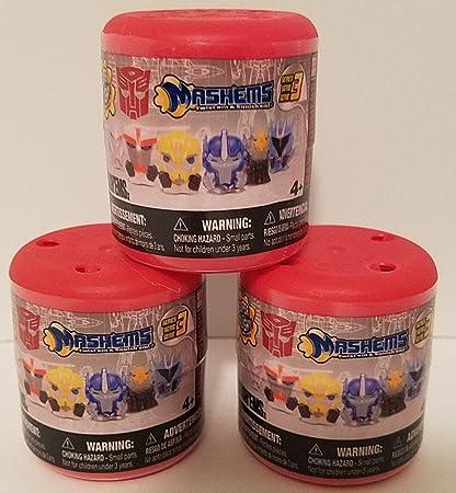 Transformers Mashems Series 3 Brand New X 2 Packs Pack Of 4