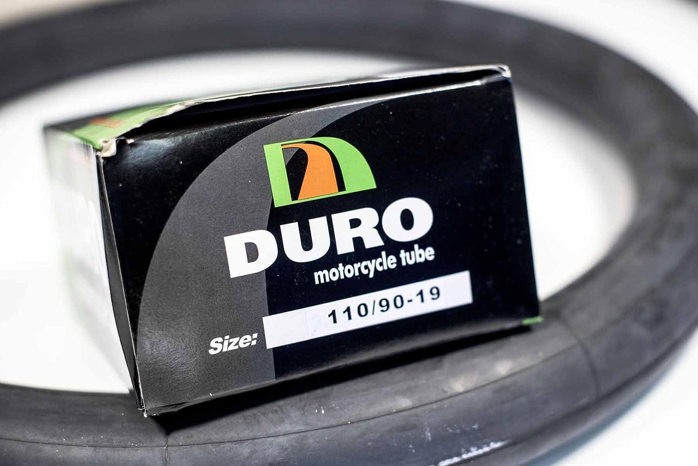 Standard American Valve Motocross Motorcross Motorcycle Dirtbike 110//90-19 Race-Driven DURO TR4 Tube