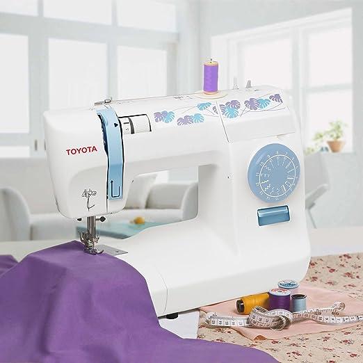 Toyota máquina de coser - ECO15CB: Amazon.es: Hogar