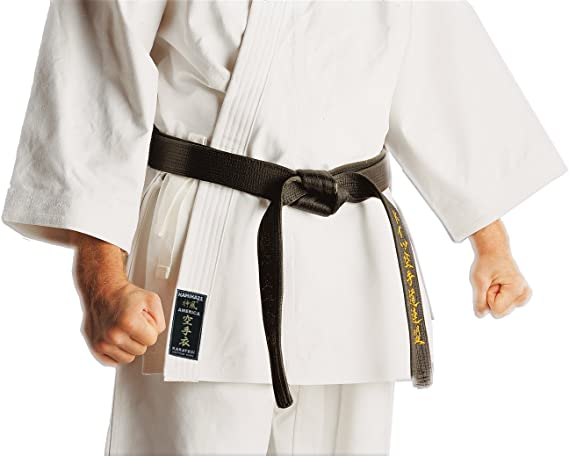 Amazon.com: Kamikaze – Karate Gi uniforme color blanco 100 ...