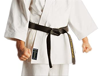 Kamikaze America Karate Gi Uniform White 100 Cotton