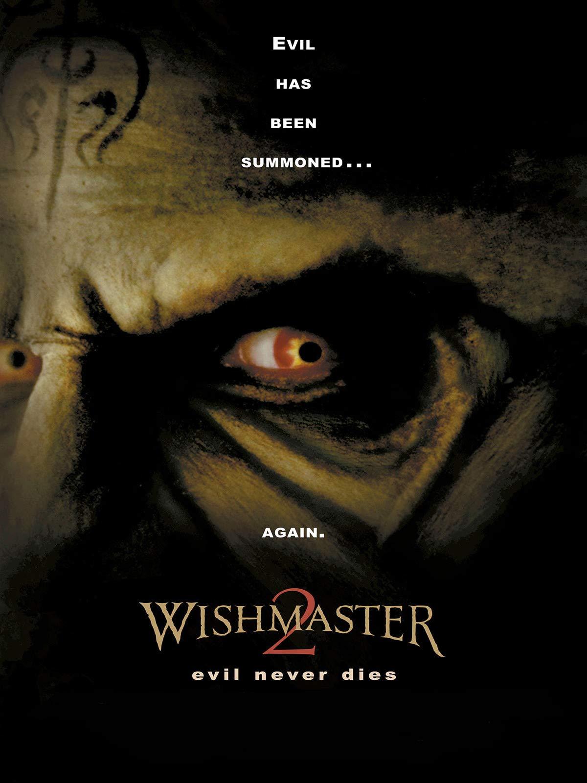 Wishmaster 2: Evil Never Dies on Amazon Prime Video UK