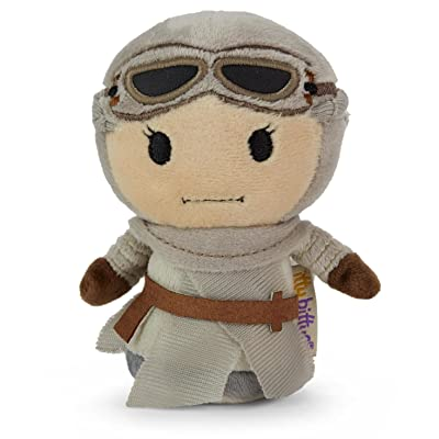 Hallmark itty bittys Star Wars Rey Stuffed Animal: Toys & Games [5Bkhe0400725]