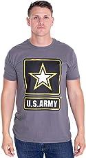 BROOKLYN VERTICAL US Army T-Shirt - U.S Military Training Men Shirt