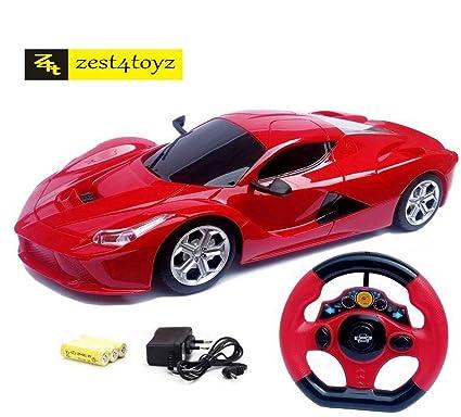 Buy Zest 4 Toyz Steering Remote Control Racing Car Assorted Design
