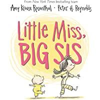 Little Miss, Big Sis Board Book