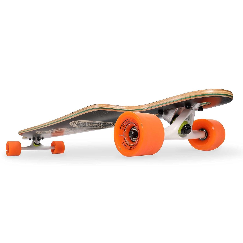Miller LONGBOARD BRAT RACER 41 S01LB0050 Longboard Skateboard