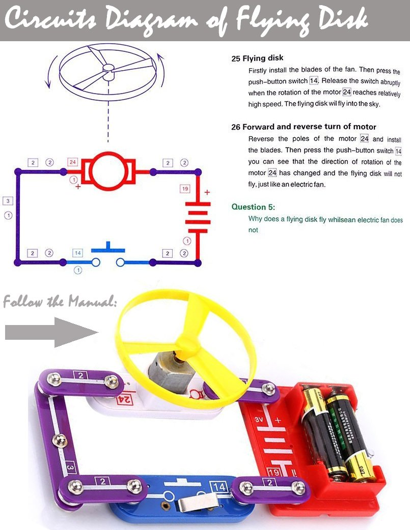 Discover Circuits Schematics 58 Diy For Kidskids Circuitskids Circuit Kit Kitscience Experiments Kidsscience Kits Kidselectronic Building Block
