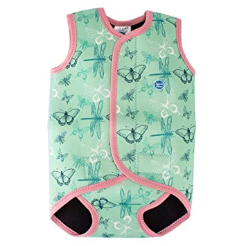 4d241919ebeda   スプラッシュアバウト   Splash About ベビー 水着 ベビーラップ 保温 紫外線対策 BWDF Baby Wrap