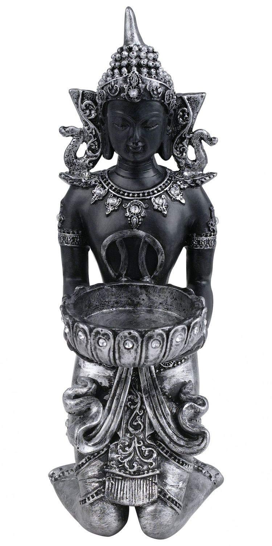 Eglo/ /Buddha-kerzenst/änder knieend