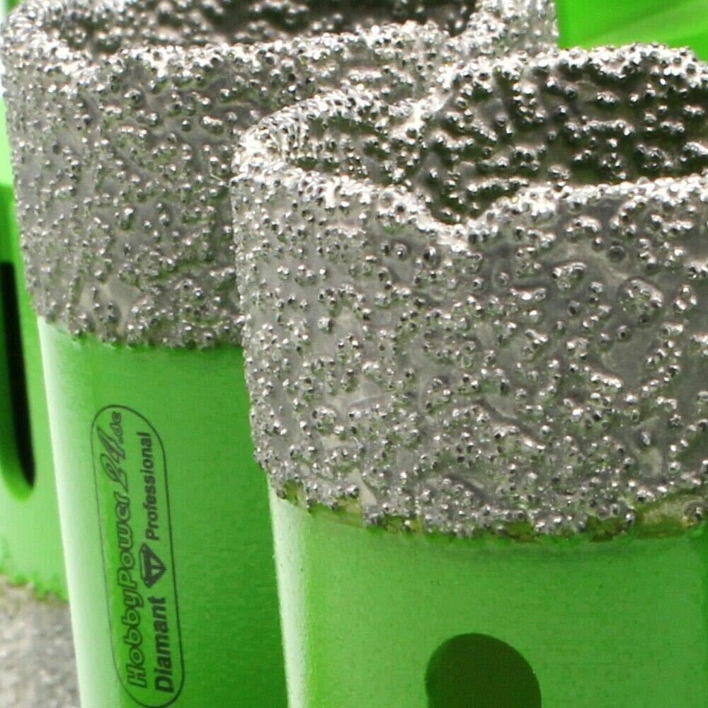 6mm Diamantbohrkrone Fliesenbohrer Lochsäge für Glas Fliesen Marmor Granit
