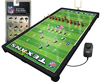 0e6cffee Houston Texans NFL Deluxe Electric Football Game