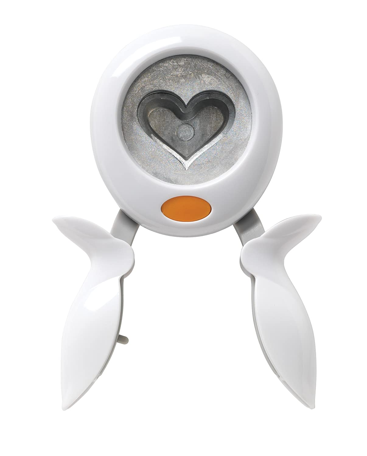 Fiskars 01-003775 Scalloped Squeeze Punch Seal of Approval Large