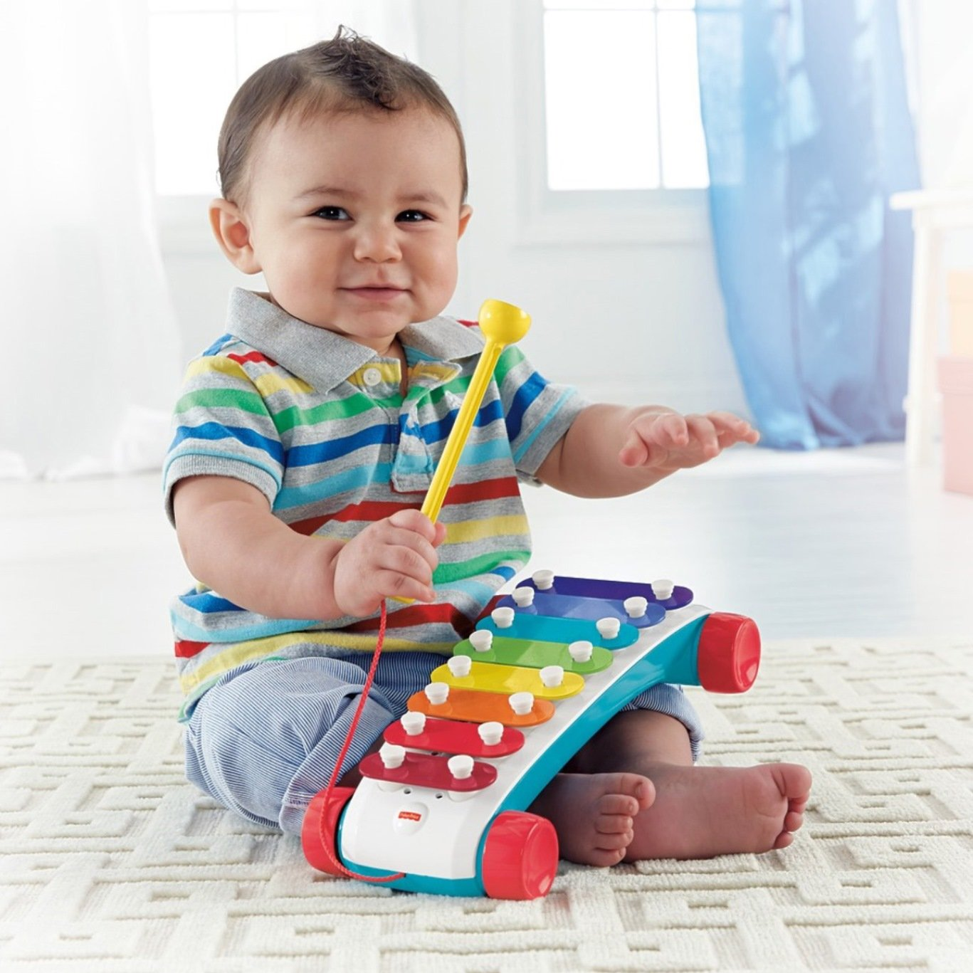 Fisher-Price Classic Xylophone by Fisher-Price (Image #7)