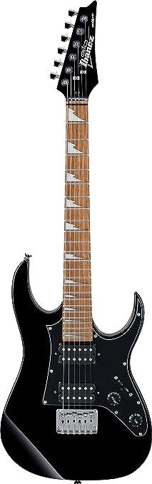 Guitarra eléctrica Ibanez color negro