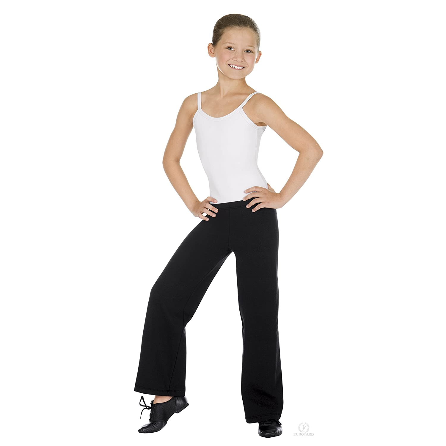 Eurotard Girls Jazz Pants 46556
