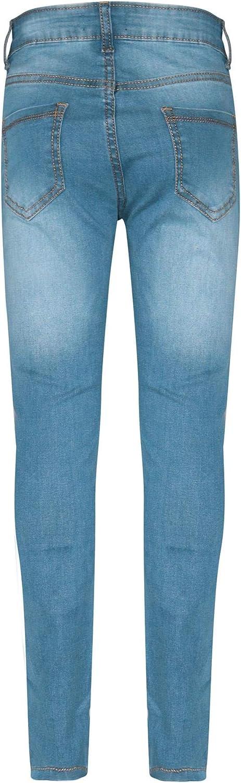 A2Z 4 Kids Bambini Ragazze Skinny Jeans Progettista Denim Elastico Pantaloni Moda Fit Pantaloni Nuova Et/á 5 6 7 8 9 10 11 12 13 Anni