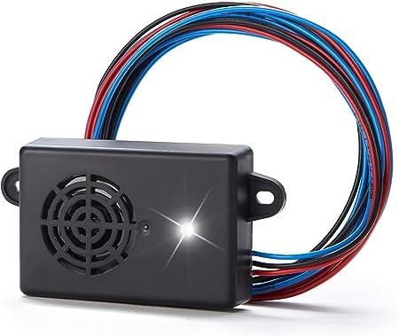 Mardersicher Ultra Marderschutz Für Haus Und Auto Ultraschall Blitzlicht Marderabwehr Auto