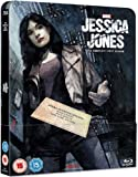 Jessica Jones The Complete First Season Steelbook / Region Free Blu Ray