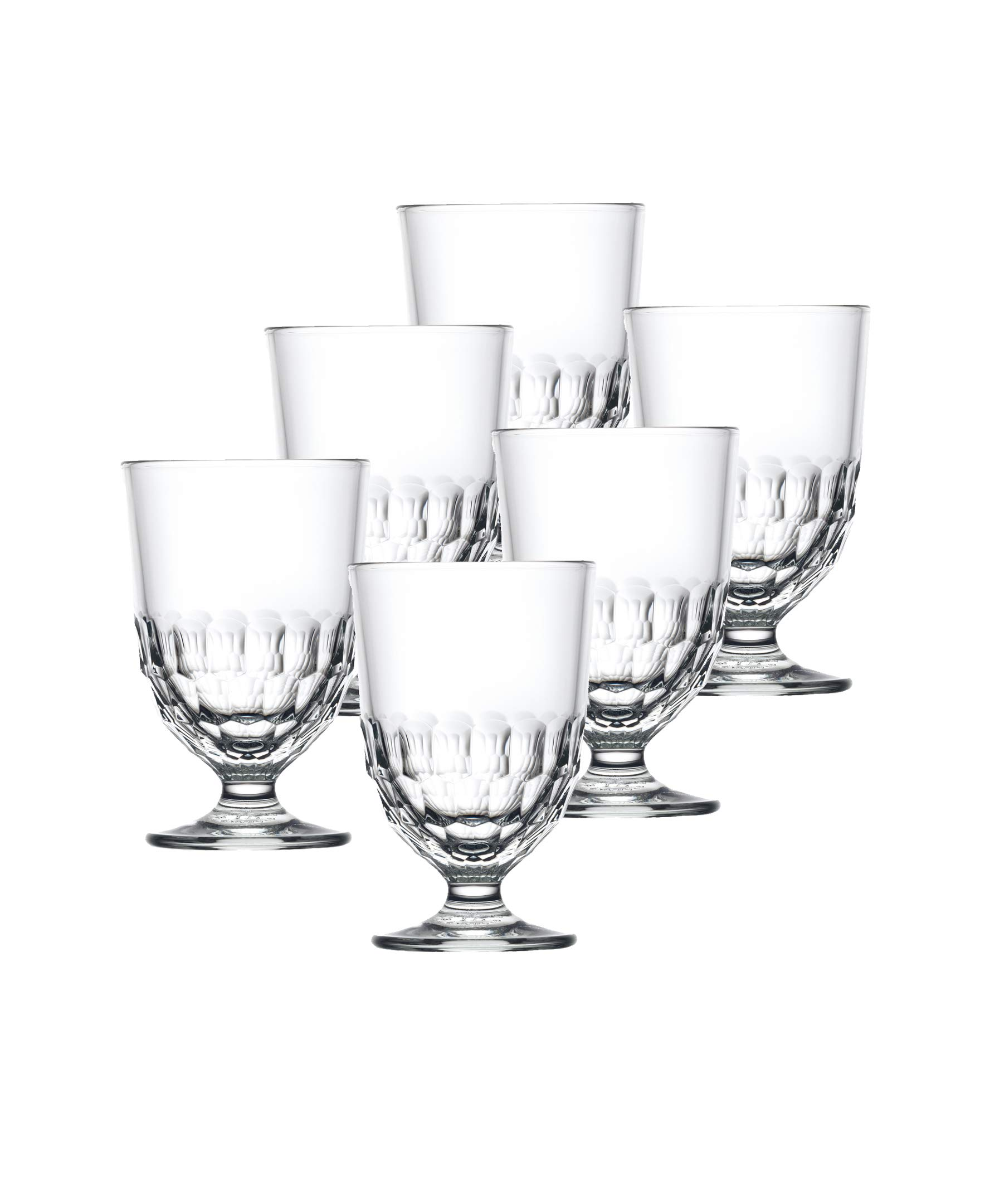 La Rochere 6116.01_469 Artois 10.5 oz Water Glass (Set Of 6), Clear