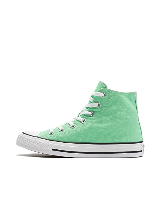 Converse Chuck Taylor All Star High Top Sneakers Damen Grün