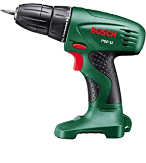 0606b188a1a2c4 Bosch PSR 12 Cordless NiCad Drill Driver with 1 x 12 V Battery, 1.2 ...