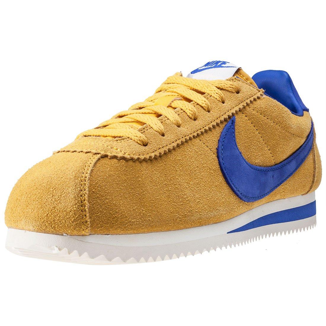 Nike Calzado Deportivo Para Hombre, Color Amarillo, Marca, Modelo Calzado Deportivo Para Hombre Classic Cortez Amarillo 41 EU|Amarillo