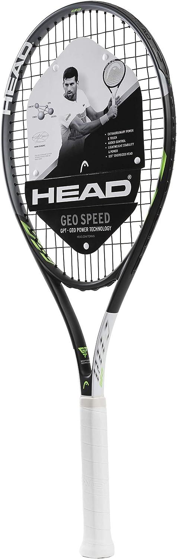 HEAD Geo Speed Pre-Strung Recreational Tennis Racket