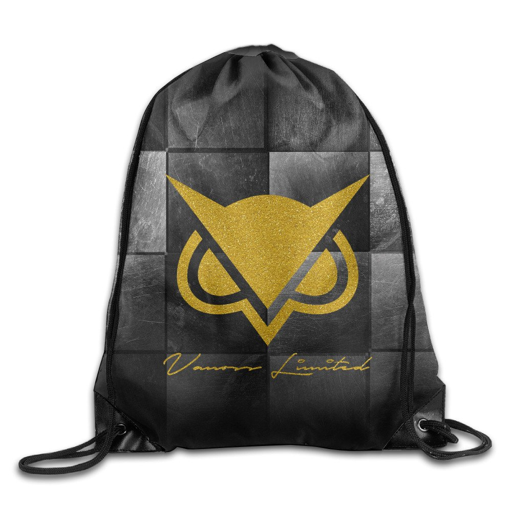 f60cb5e489c8 Youtube VanossGaming Gold Owl Port Bag Drawstring Backpack low-cost ...
