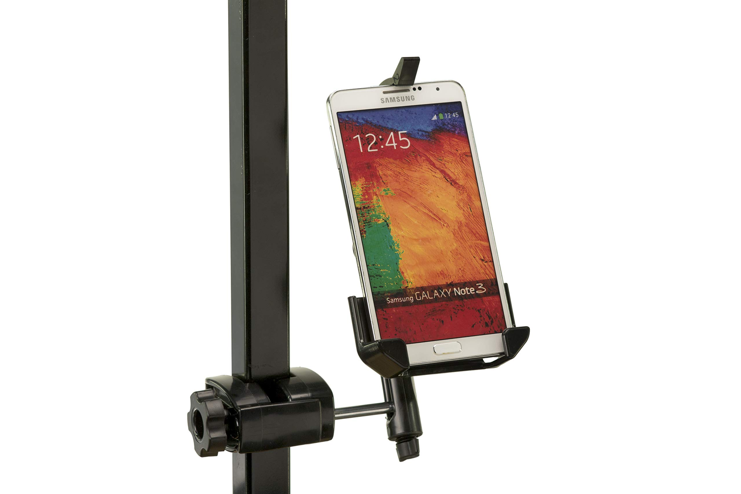 Caddie Buddy Phone Golf Cart Mount/Holder - Fits + Size Phones Wider Than 2.8'' (includeing The case)