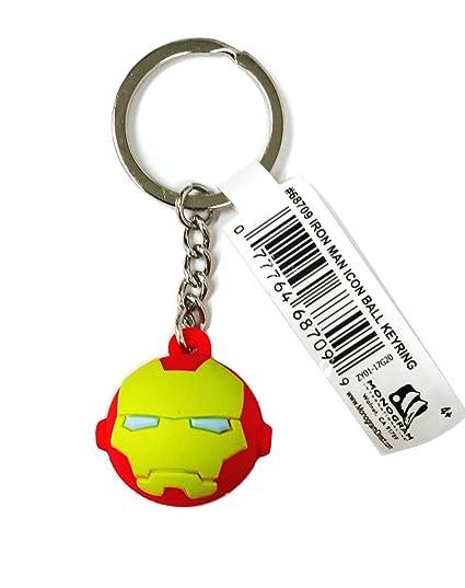 Marvel 68709 - Llavero de Iron Man: Amazon.es: Juguetes y juegos