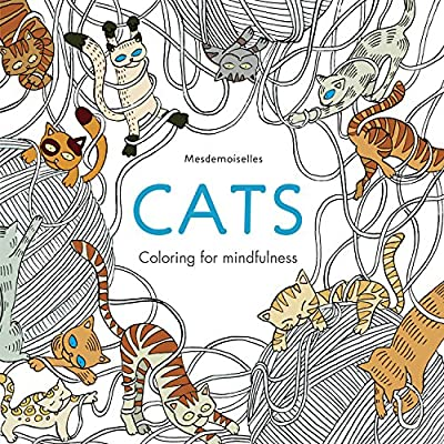 Cats Coloring for Mindfulness
