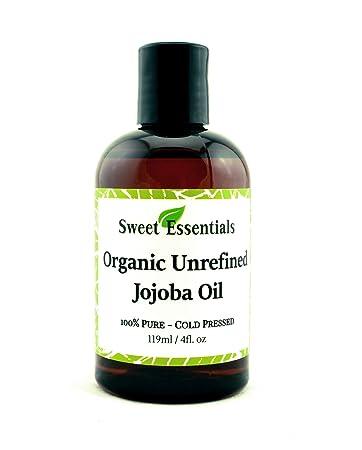 Premium Organic Unrefined Jojoba Oil   4oz   Imported From Argentina   100%  Pure  