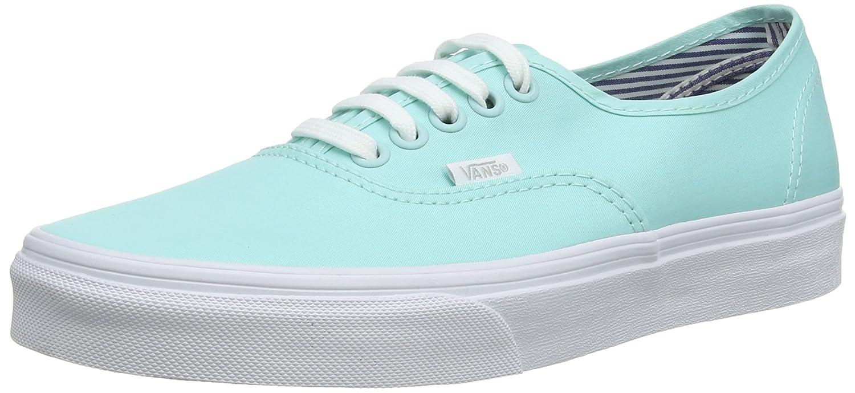 Vans Unisex-Erwachsene Authentic Sneakers  36 EU|Gr眉n ((Deck Club) Sea Fd6)