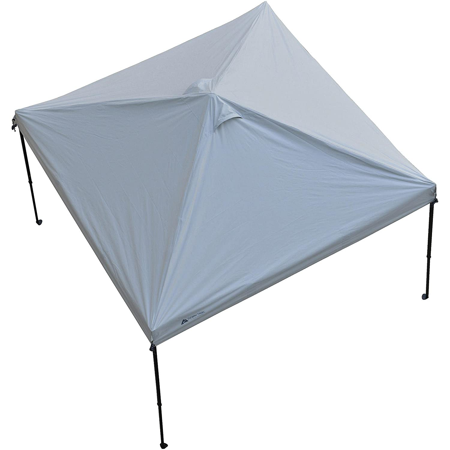 Amazon.com Ozark Trail 10ft x 10ft Gazebo Top (replacement top only Canopy frame not included) Garden u0026 Outdoor  sc 1 st  Amazon.com : tent 10x10 walmart - memphite.com