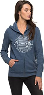 Roxy Stardust Song - Zip-Up Hoodie for Women ERJFT03594