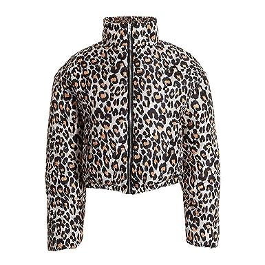 Amazon.com: EVEDESIGN - Abrigo corto para mujer, diseño de ...