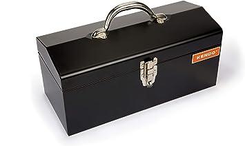 Caja de herramientas metálica - Estilo americano - 41x18x19.5cm ...