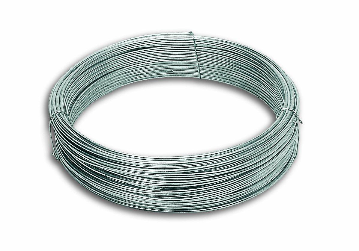 Chapuis FTG100 Fil tension acier galvanise D 2,7 mm L 100 m