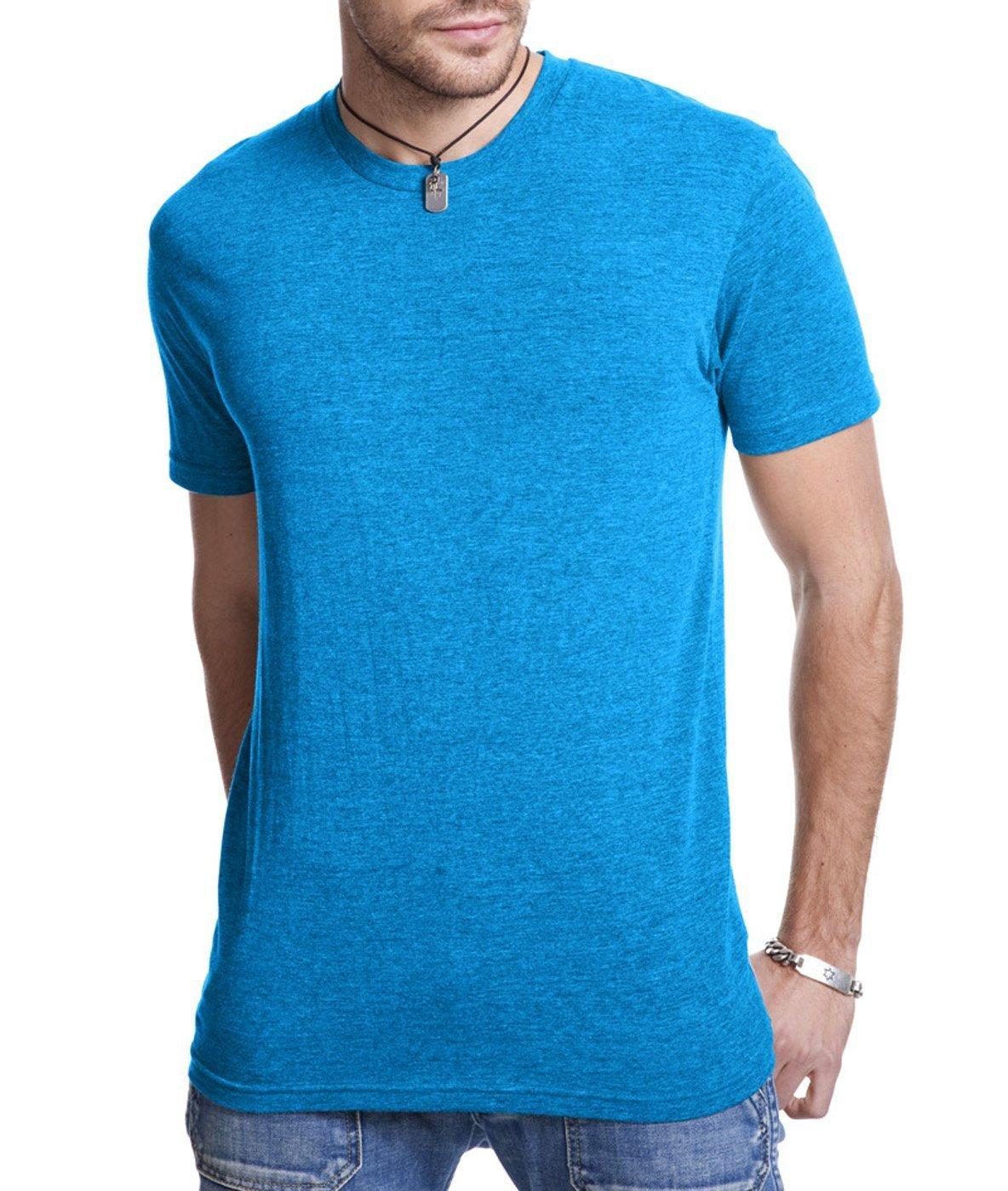 Next Level SHIRT メンズ B07CGQR6CP Large|Viintage Turquoise Viintage Turquoise Large