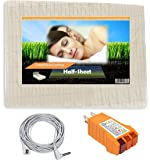 Ground Smart Earthing Half Sheet By Moove; Earthing Sheets, Earthing Bedding Sheets, Grounding Sheet (Earthing Half Sheet)