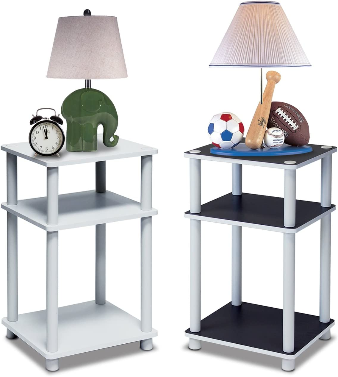 3-Tier End Table
