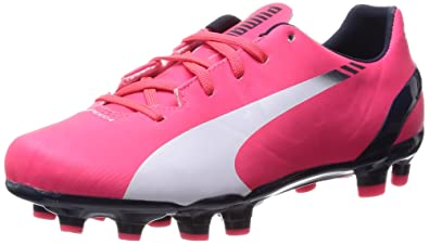 5b532e13c13 Puma Boys  Evospeed 4.3 Fg Jr Football Boots  Amazon.co.uk  Shoes   Bags