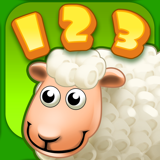 Count Sheep is fun! Number 123 Learning Numbers, Play before Bedtime